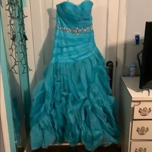 Prom/ pageant dress